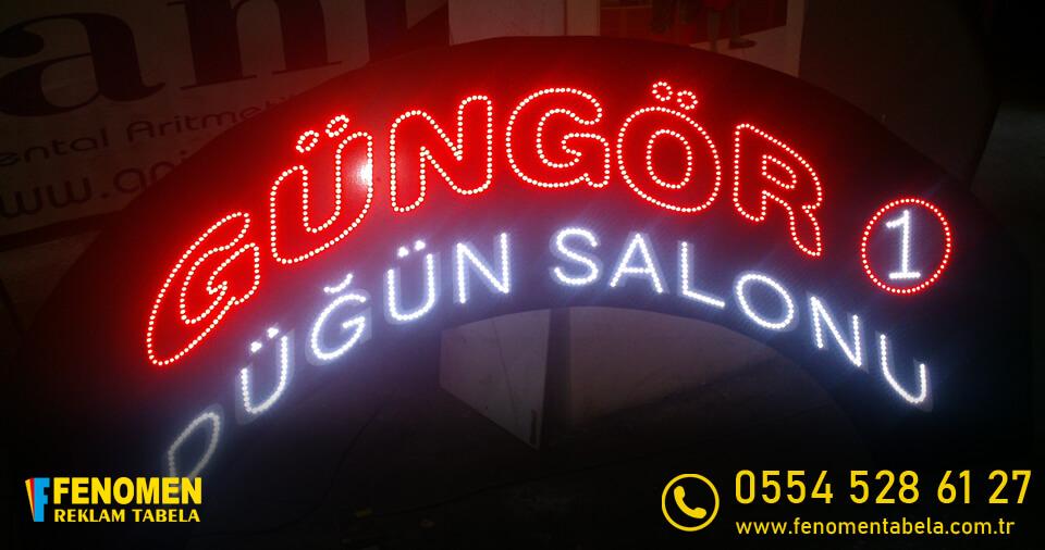 Led, Ledli Işıklı Tabela, İstanbul Tabelacı, Fenomen Reklam Tabela